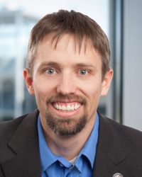 Aaron Fletcher, founder and president of Bios Research